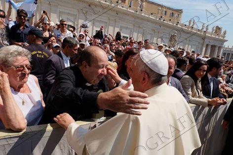 Visita al Papa Francisco