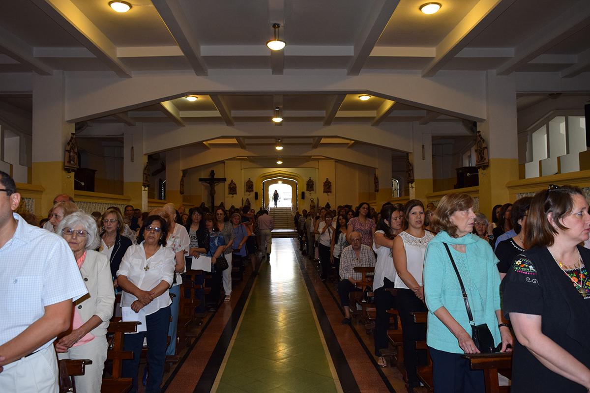 Misa de Egresados de la Escuela 2017